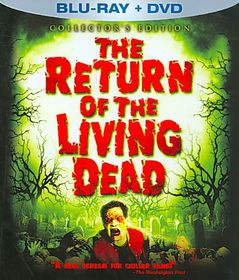 Return of the Living Dead - (Region A Import Blu-ray Disc)