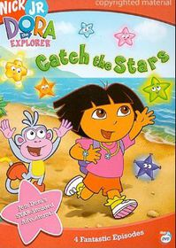Dora The Explorer : Catch The Stars (DVD)