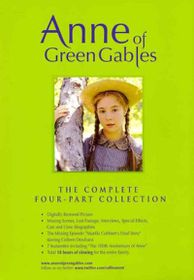 Anne of Green Gables: Complete Four-Part Collection - (Region 1 Import DVD)