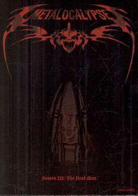 Metalocalypse:Season 3 - (Region 1 Import DVD)