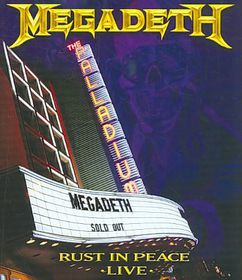 Rust in Peace Live - (Region A Import Blu-ray Disc)