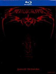 Metalocalypse:Season 3 - (Region A Import Blu-ray Disc)