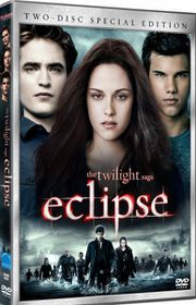 Twilight Saga: Eclipse (2 Disc Special Edition DVD)