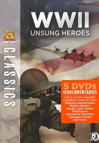Wwii:Unsung Heroes - (Region 1 Import DVD)
