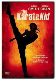 Karate Kid (2010) - (Region 1 Import DVD)