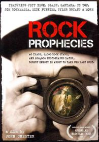 Rock Prophecies - (Region 1 Import DVD)