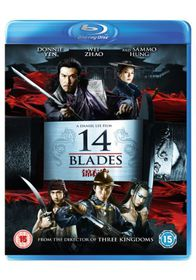 14 Blades - (Import Blu-Ray Disc)