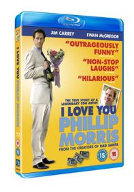 I Love You Phillip Morris - (Import Blu-Ray Disc)