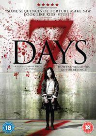 7 Days - (Import DVD)