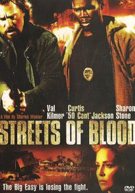 Streets of Blood (2009) (DVD)