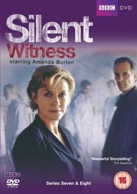 Silent Witness: Series 7 and 8 - (parallel import)