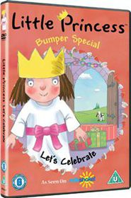 Little Princess: Let's Celebrate - (Import DVD)