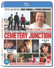 Cemetery Junction - (Import Blu-Ray Disc)