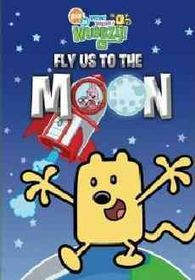 Wow Wow Wubbzy:Fly Us to the Moon - (Region 1 Import DVD)