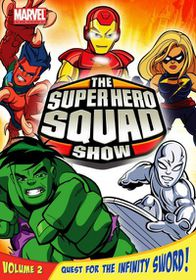 Super Hero Squad Show Vol 2 - (Region 1 Import DVD)