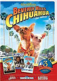 Disney Dogs 3 Pack - (Region 1 Import DVD)