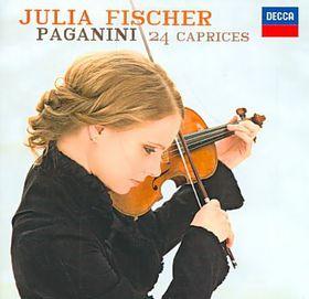 julia Fischer - 24 Caprices, Op.1 (CD)