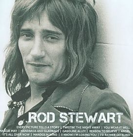 rod Stewart - Icon (CD)