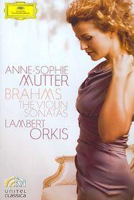 Brahms:Violin Sonatas - (Region 1 Import DVD)