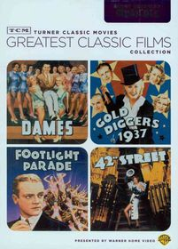 Tcm Greatest Films:Busby Berkeley Mus - (Region 1 Import DVD)