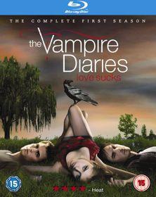 Vampire Diaries: Season 1 - (Import Blu-Ray Disc)