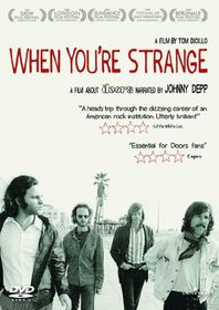 When You're Strange - (Import DVD)