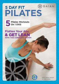 5 Day Fit Pilates - (Import DVD)