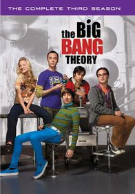 Big Bang Theory Season 3 (DVD)