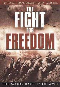Fight for Freedom:Major Battles/Wwii - (Region 1 Import DVD)