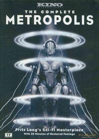 Complete Metropolis - (Region 1 Import DVD)