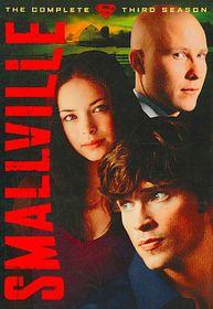 Smallville:Complete Third Season - (Region 1 Import DVD)