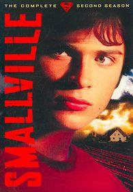 Smallville:Complete Second Season - (Region 1 Import DVD)