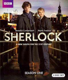 Sherlock:Season One - (Region A Import Blu-ray Disc)