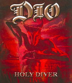 Holy Diver Live - (Australian Import Blu-ray Disc)