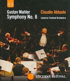 Mahler:Sym No 6 Lucerne Festival 2006 - (Region A Import Blu-ray Disc)