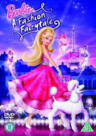Barbie in a Fashion Fairytale - (Import DVD)
