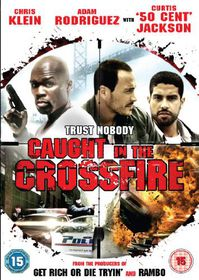 Caught in the Crossfire - (Import DVD)