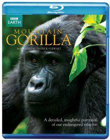 Mountain Gorillas - (Import Blu-Ray Disc)