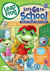 Leap Frog: Let's Go to School - (Import DVD)
