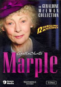 Miss Marple:Geraldine Mcewan Collecti - (Region 1 Import DVD)