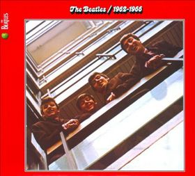 Beatles The - 1962-1966 (Red Album) Remastered 2010 (CD)