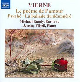 Vierne: Le Poeme De L Amour - Le Poeme De L'Amour (CD)