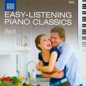 Easy Listening Piano Classics - Easy Listening Piano Classics - Bach (CD)