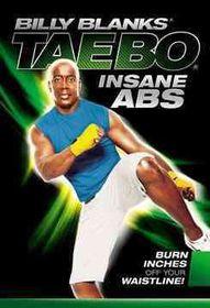 Billy Blanks:Tae Bo Insane Abs - (Region 1 Import DVD)