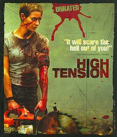 High Tension - (Region A Import Blu-ray Disc)