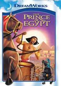 Prince Of Egypt (1998)(DVD)