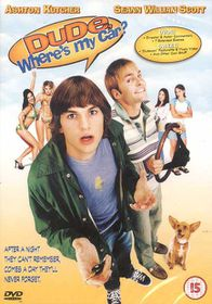 Dude Where's My Car? - (DVD)