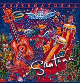 Santana - Supernatural (CD)
