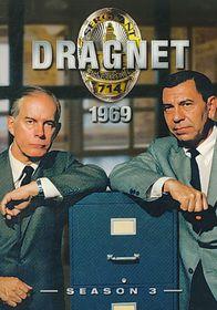 Dragnet:Season 3 - (Region 1 Import DVD)
