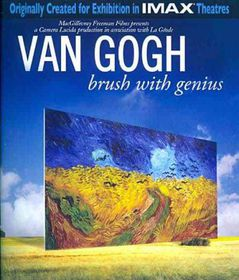 Van Gogh:Brush with Genius (Imax) - (Region A Import Blu-ray Disc)